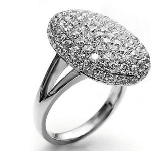 NEW TWILIGHT BELLA SILVER ENGAGEMENT RING